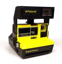 Polaroid Supercolors jaune