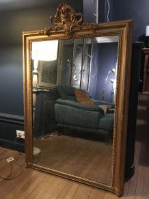 Miroir ancien Louis Philippe