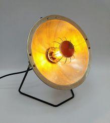 """Lampe vintage, lampe industrielle - """"La Parabole II"""""""