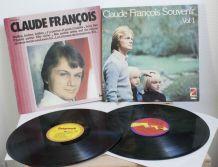 vinyles Claude François 33 tours