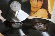 Nana Mouskouri 3 vinyles