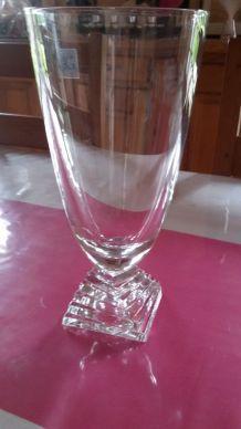 Vase en Cristal lisse