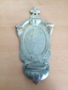 Ancien Bénitier céramique
