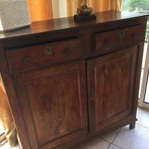 Magnifique meuble ancien buffet/bahut