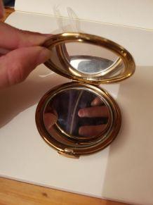 Joli double miroir