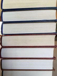 11 Livres Collection Prestige du Livre