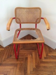 Rare fauteuil Breuer édition Habitat