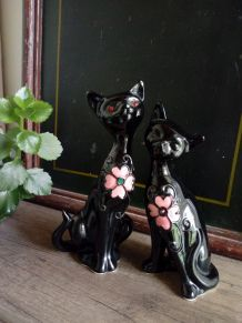 Figurines chats