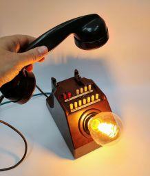 "Lampe industrielle, lampe vintage - ""Standard P.T.T"""