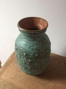 Vase Déco vert