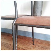 Paire de chaises d'école MULLCA