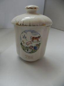 pots à épices fables de lafontaine