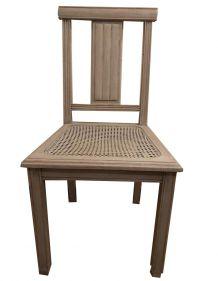 Chaise cannée Art deco 1930