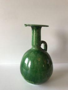 Jar en céramique signée Tito Ubeda