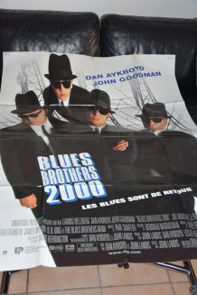 "affiche du film ""Blues Brothers 2000"""