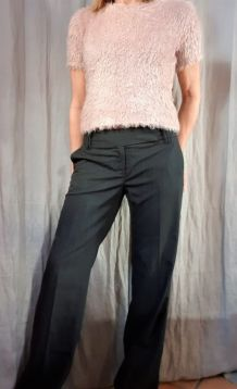 Vintage 90' Pantalon Chic Zara