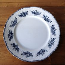 6 assiettes anciennes, Badonviller