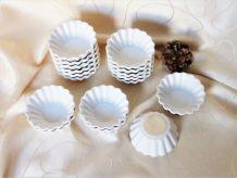 Lot de moules à four céramique / Petits ramequins de cuisson