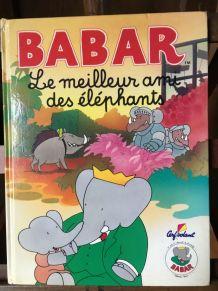 Album BABAR le meilleur ami des éléphants