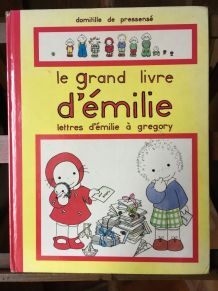 Le grand livre d'émilie