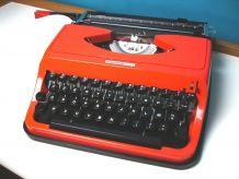 Machine à écrire vintage Underwood 130