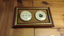 Baromètre et Thermomètre