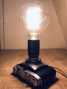 Lampe vintage Yvonne Retinette - Atelier Monsieur Lumière