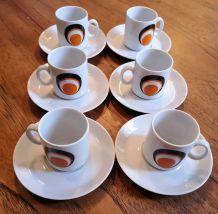 Service à café vintage Bavaria Winterling comme neuf