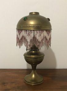 Lampe à pétrole Art Deco