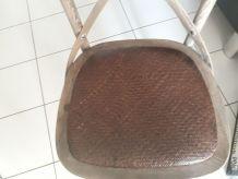 2 tres Belles chaises en chene