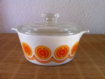 Cocotte vintage Pyroflam made in holland