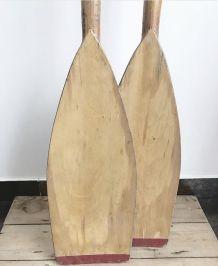 Anciennes rames en bois