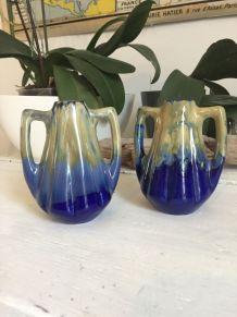 Paires de vases Style Art Nouveau