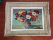 Ancien tableau signé Ferriot