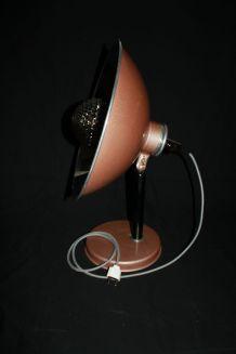 Lampe  de style industriel ancien radiateur année 50