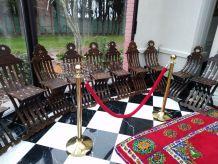 chaises orientale