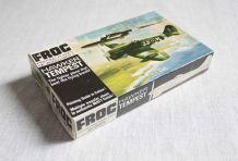 maquette avion Frog Hawker Tempest
