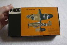 maquette avion Frog Sea Fury 1/72