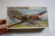 maquette avion 1/72 frog Lavochkin Russian fighter