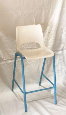 chaise scolaire haute