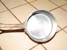petite casserole ancienne  en cuivre
