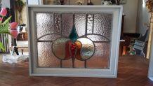 vitraux art deco