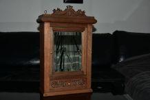 petite armoire en chène