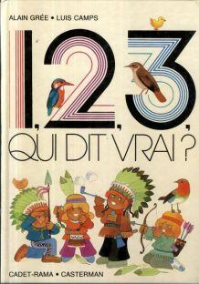 Cadet-Rama : 1, 2, 3, Qui Dit Vrai ? Alain Grée