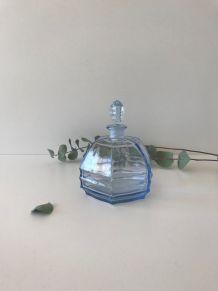 Flacon ancien en verre