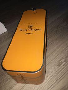 Boîte de bouteille de champagne