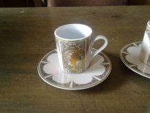 Service à café GOEBEL Mucha