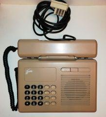 Téléphone vintage Telic Alcatel Fidelio 80's