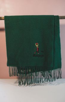 Superbe écharpe en laine made in France