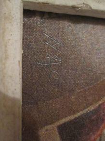 cadre mobilier design Henri de nac